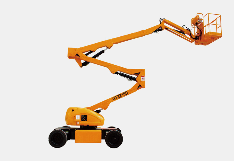 Diesel Articulating Boom Lift