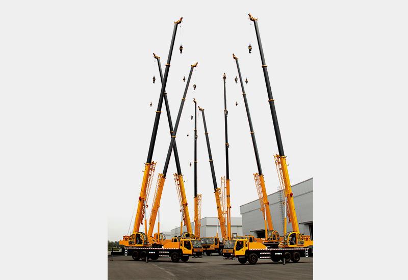 25-120 тонн автокран