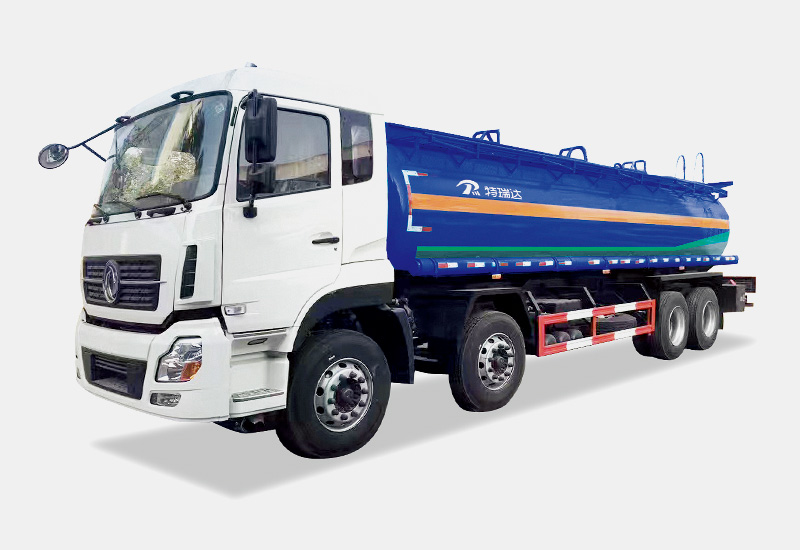25 CBM of Liquid Supply Truck