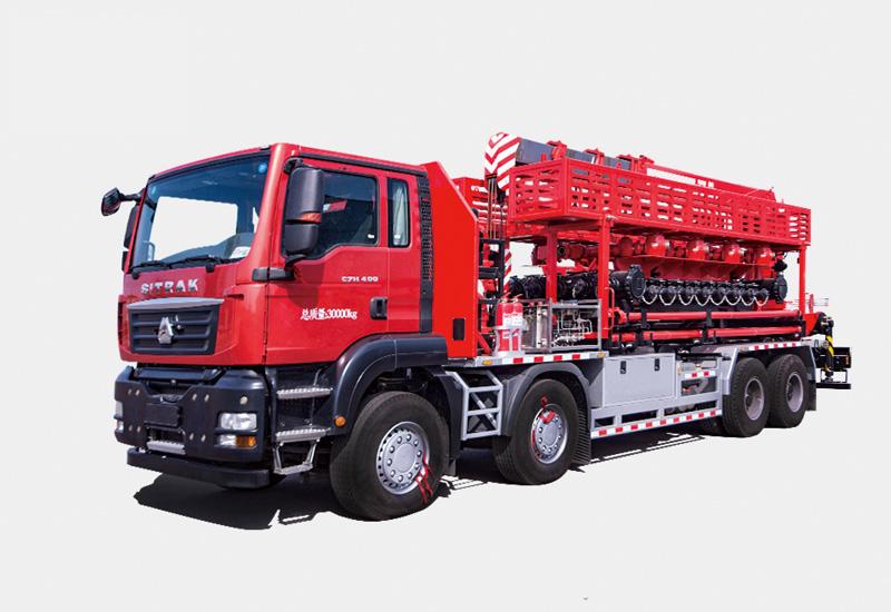 Manifold Truck