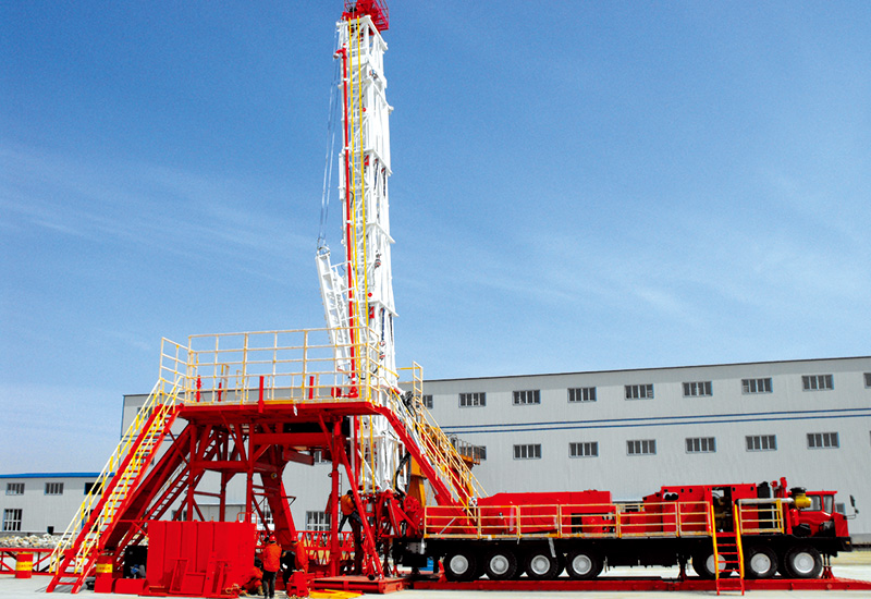 ZJ30/1700CZ Truck-mounted Drill Rigs