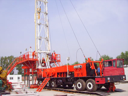ZJ10/1125CZ Truck-mounted Drill Rigs