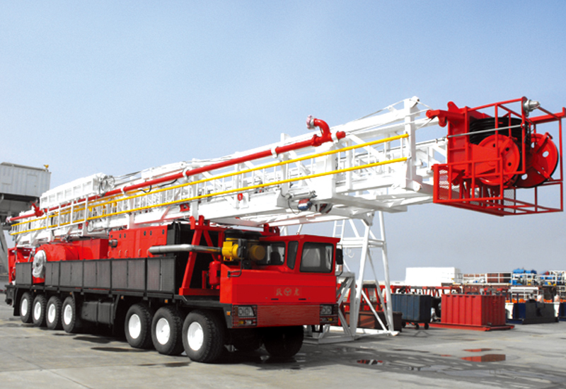 ZJ40/2250CZ Truck-mounted Drill Rigs