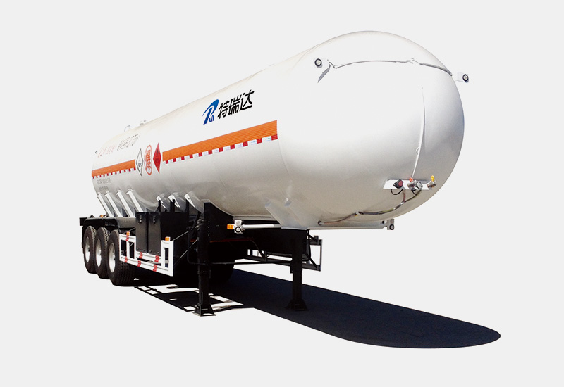 LNG Transportation Vehicle
