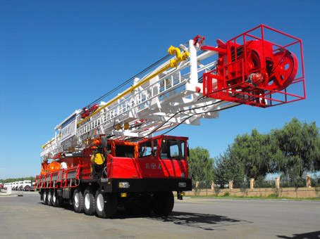 ZJ20/1470CZ Truck-mounted Drill Rigs