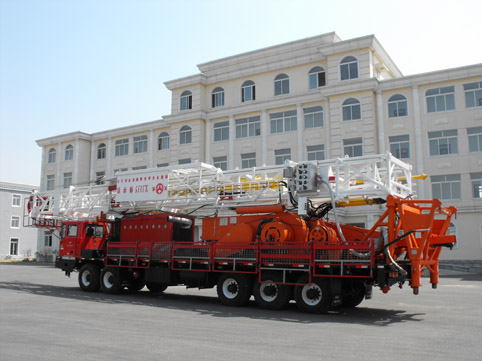 ZJ15/1350CZ Truck-mounted Drill Rigs